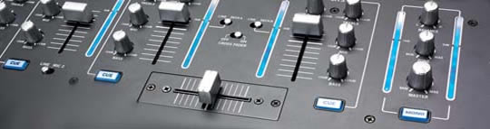 mixer effects channel  djm 400 800 nexus 2000