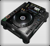 cd decks hire