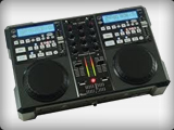 twin cd player mixer rental